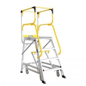Order Pickers - Aluminium 150Kg - Ladderweld OP