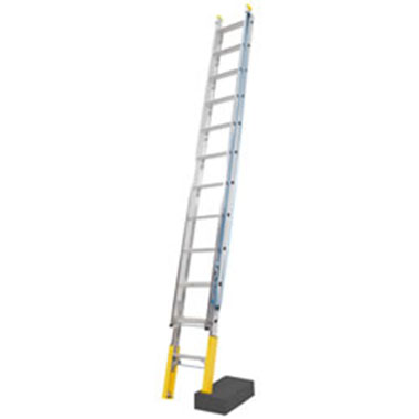 Extension Ladders - Aluminium 130Kg - Bailey PRO 130 EXT LEVELLER