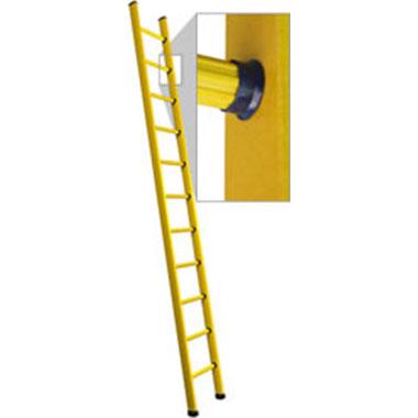 Single / Straight Ladders - Branach - Fibreglass 150 Kg - Branach FNF