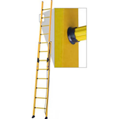 Extension Ladders - Fibreglass 150Kg - Branach FEF