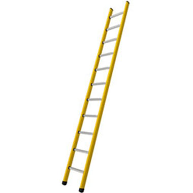 Single / Straight Ladders - Branach - Fibreglass 150 Kg - Branach FND