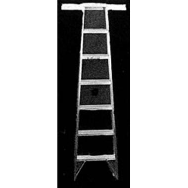 Shelf Steps - Aluminium 150Kg - C Kennett SS