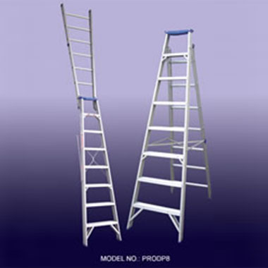 Dual Purpose Ladders - Aluminium 150Kg - Indalex PRODP