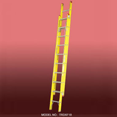 Extension Ladders - Fibreglass 135Kg - Indalex TRDXF