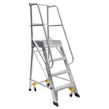 Order Pickers - Aluminium 130Kg - Ladderweld OP