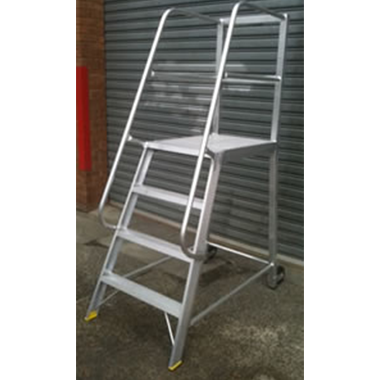 Order Pickers - Aluminium 120Kg - Ladder Shop LMP