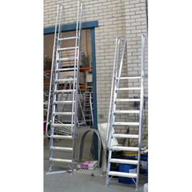 Mezzanine Ladders -Ladder Shop ML