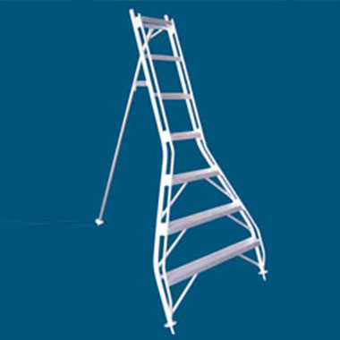 Orchard / Picking - Orchard Ladders - Allweld Flat Top