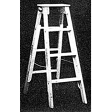 Timber Double Sided Step Ladder