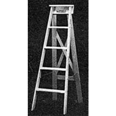 Timber Single Sided Step Ladder