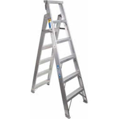 Dual Purpose Ladders - Aluminium 150Kg - Werner DP400AZ