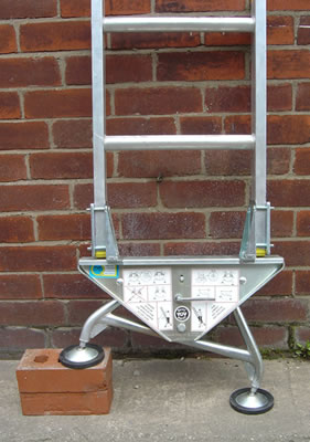 Uprite Ladder Leveller