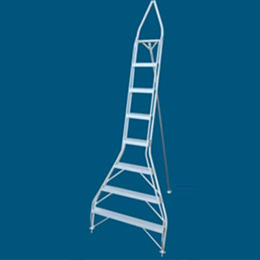 Allweld Pointed Top Orchard Ladders